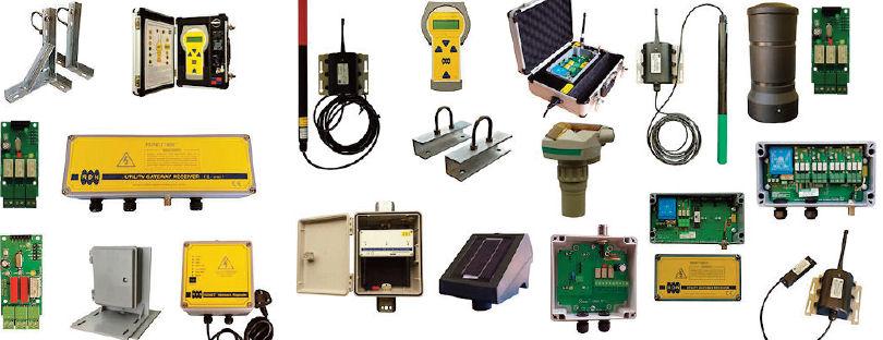 Radio Data Networks Radio Telemetry Products