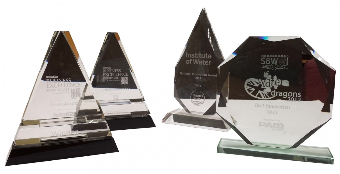 Radio Data Networks Award Winning Designs and Solutions since 2010