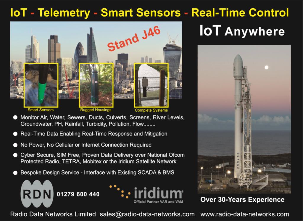 Radio Data Networks - IoT Zone
