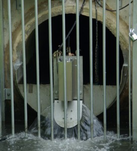 CSO Containment valve