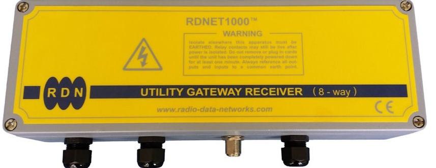Radio Telemetry Gateway Receiver