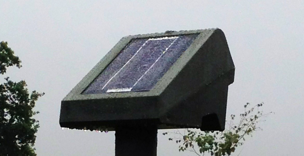 Solar Assisted Booster Repeater