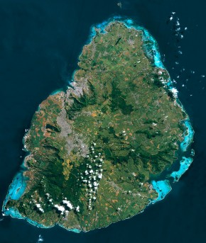Pollution monitoring for small islands