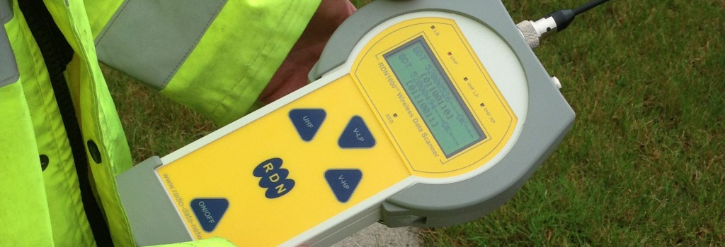 Blocked Sewer Alarm Portable Status Scanner
