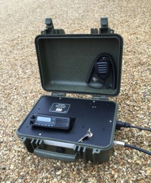 Radio Telemetry Transmitter Portable with Voice