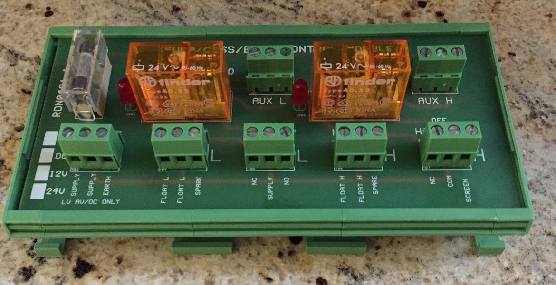 Cess Pit, SuDS, Bund Water, Sump Controller and Alarm Module