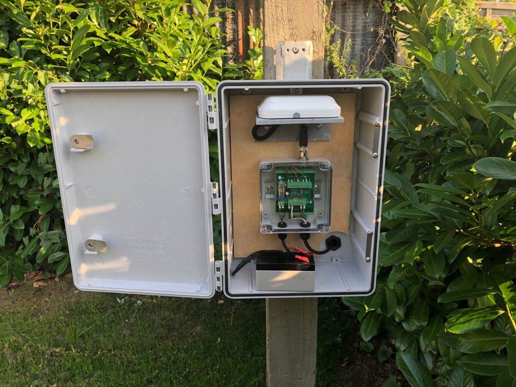 idium LEO Satellite Telemetry Unit