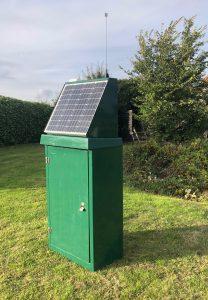 Solar Powered telemetry